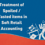 How Spoiled/Wasted trade items are treated in Soft Retail Accounting?